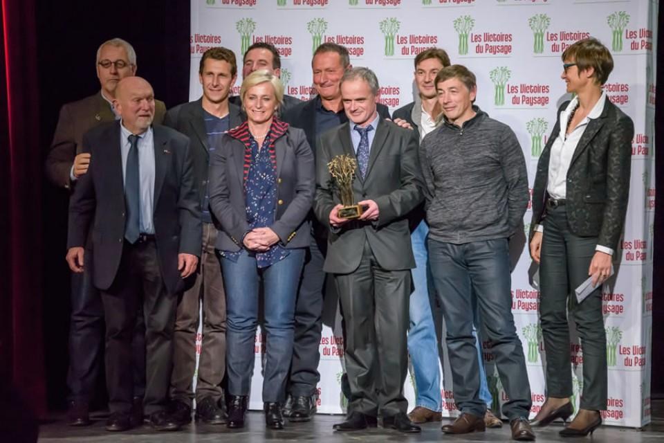 Agence aps prix national des victoires du paysage 2014 for Agence aps paysage
