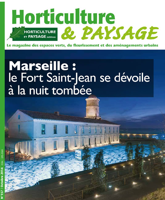 Revue de presse for Horticulture et paysage