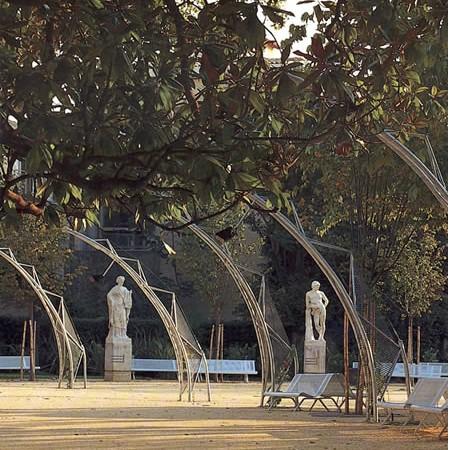 Jardin public square agricol perdiguier avignon for Entretien jardin avignon